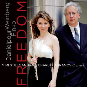 Stillman1.Freedom CD cover Innova Recordings
